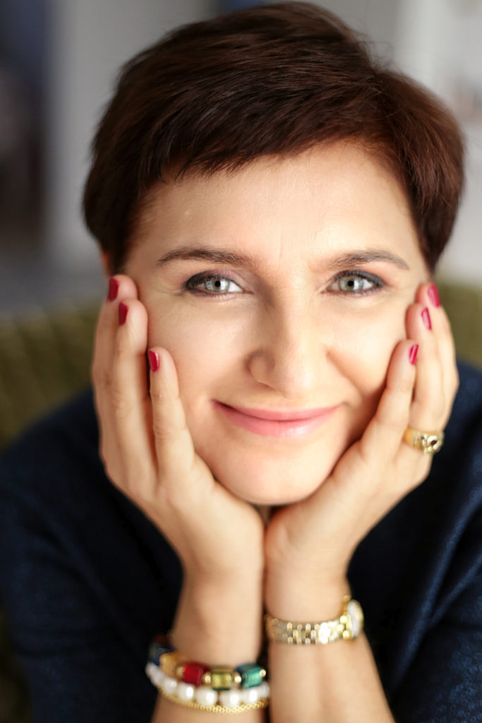 Karina Sęp Autorka