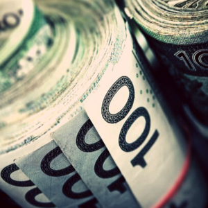 Pole Fioletowe - Kasa i pieniądze